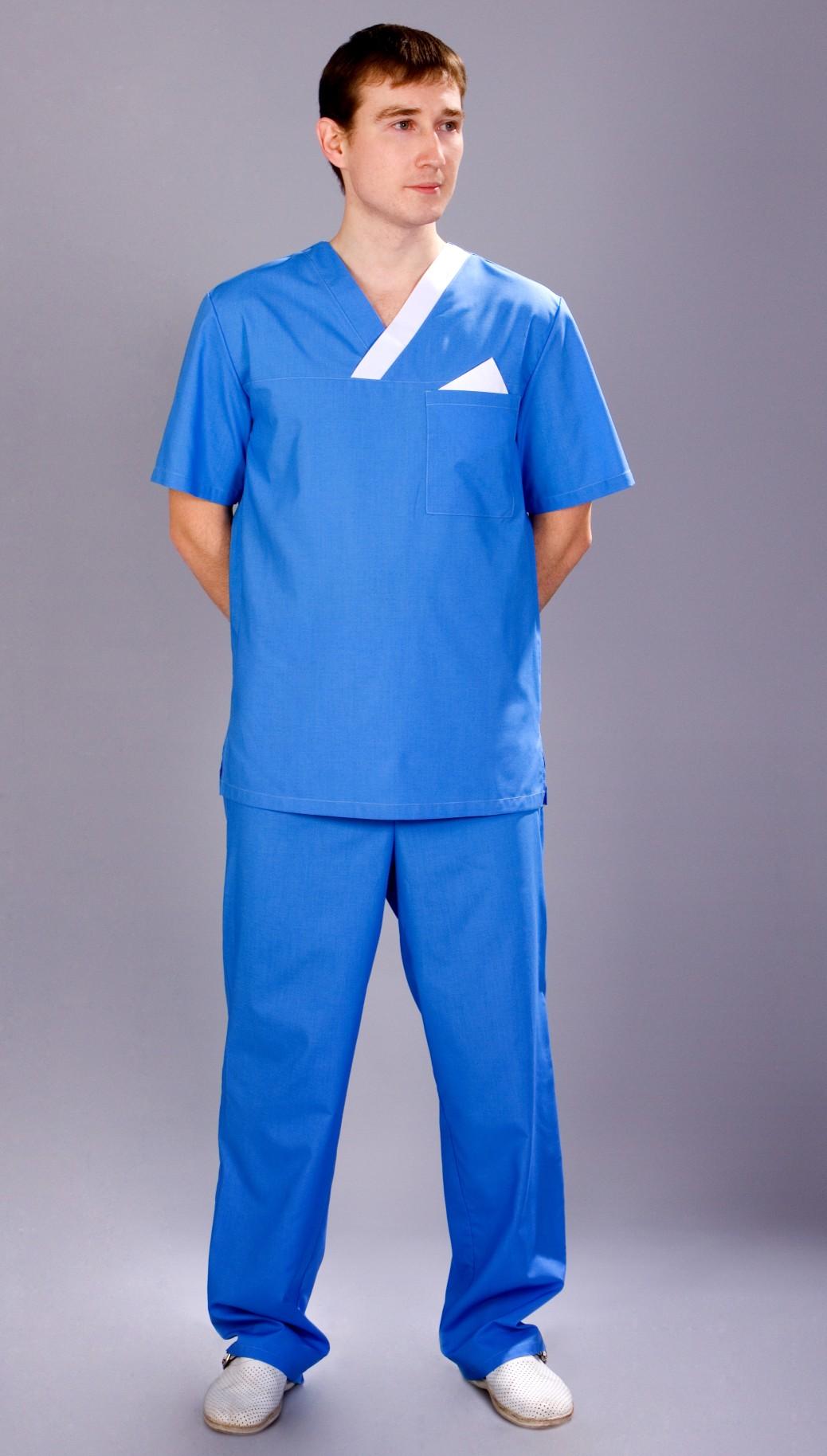 Где купить мужской хирургический костюм