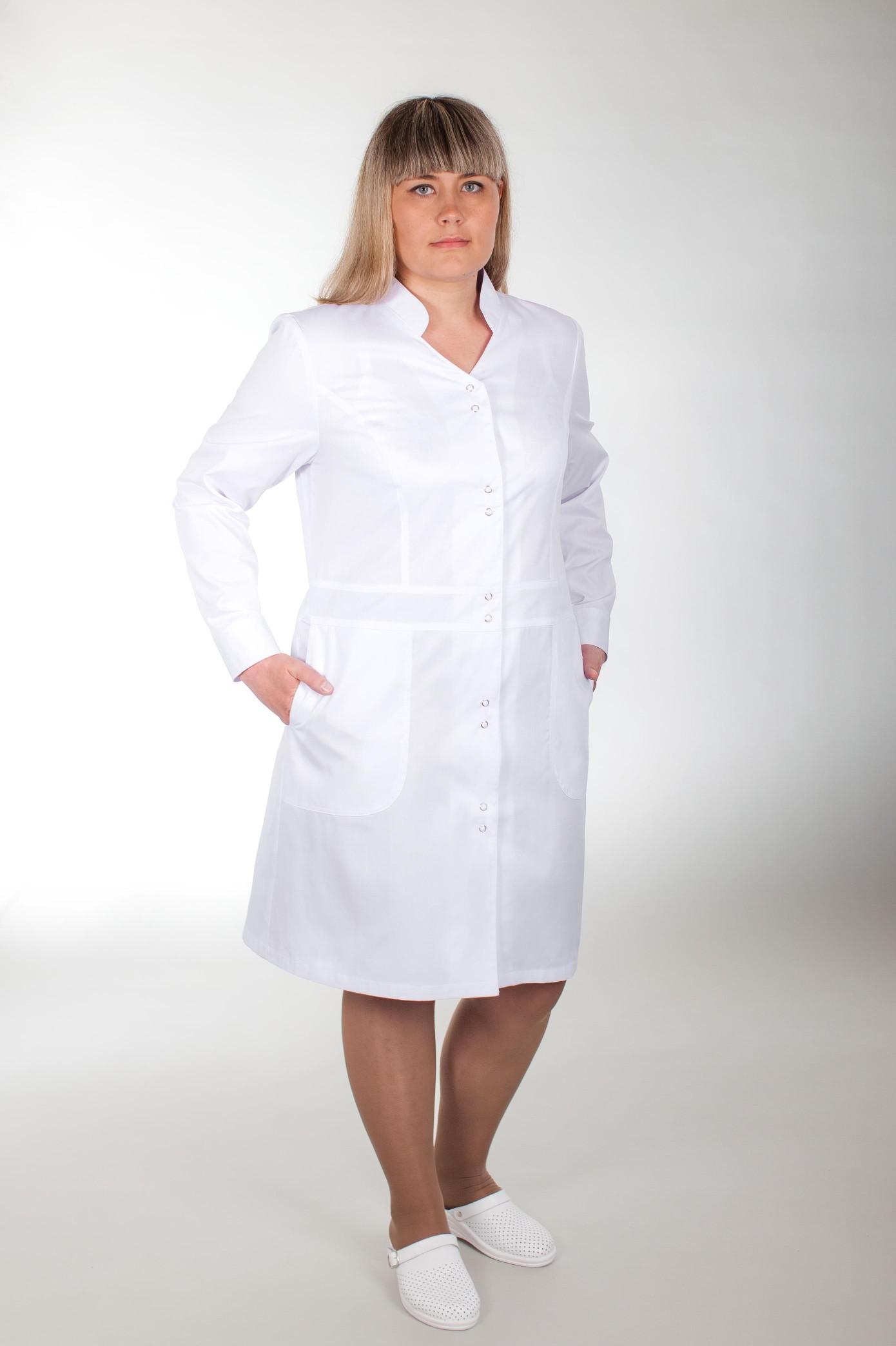 Медицинские халаты иваново 10
